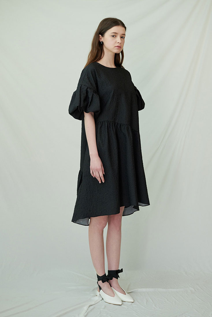 May Dress - Black