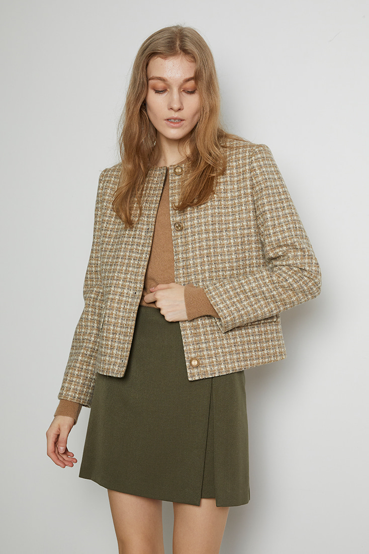 Abraham Moon Tweed Jacket