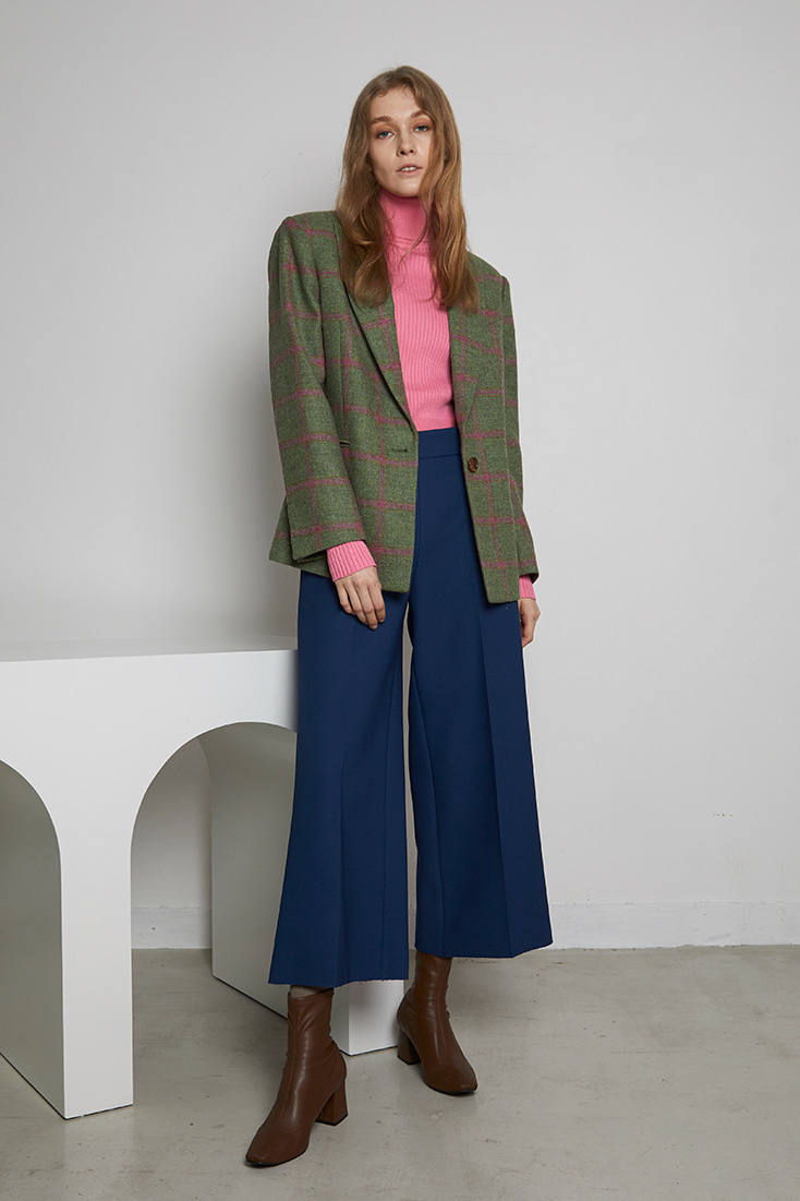 Magic Wide Pants - Navy