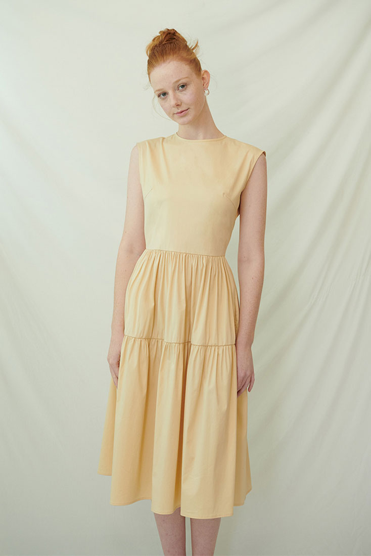 Murray Dress - Beige