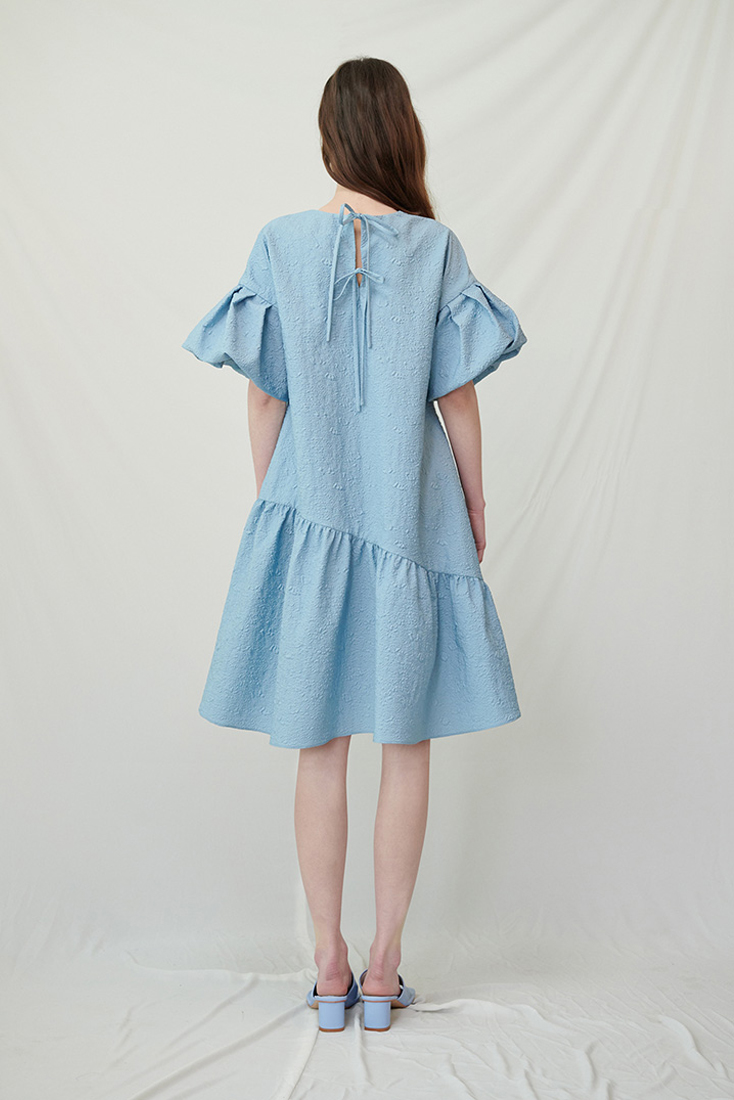 May Dress - Blue