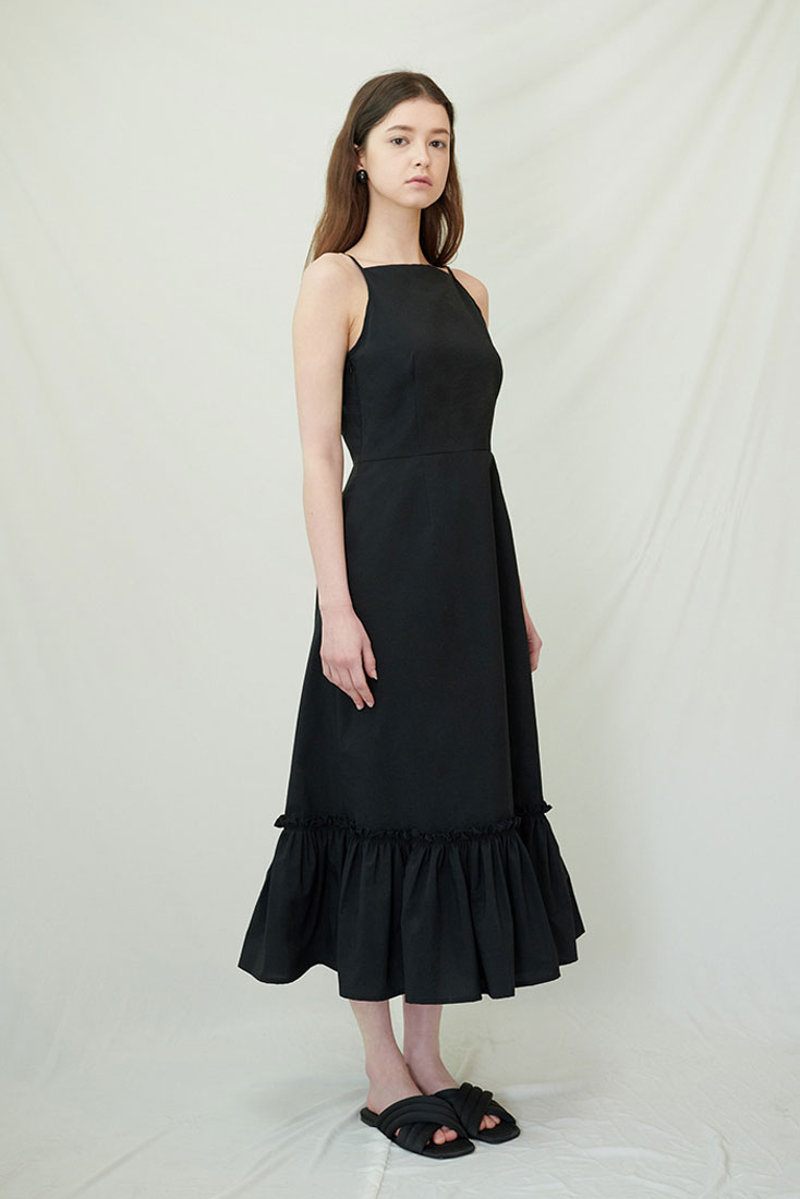 Bisney Dress - Black