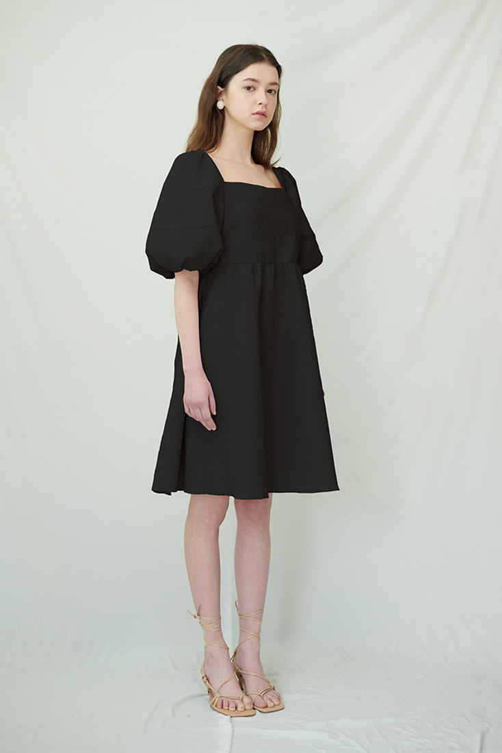 Old Bailey Dress - Black